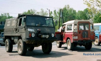 The Portal Hub: All things Pinzgauer, Haflinger, Volvo 303 and more.